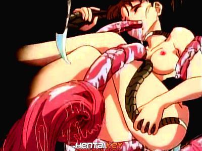 Hardcore hentai porn video